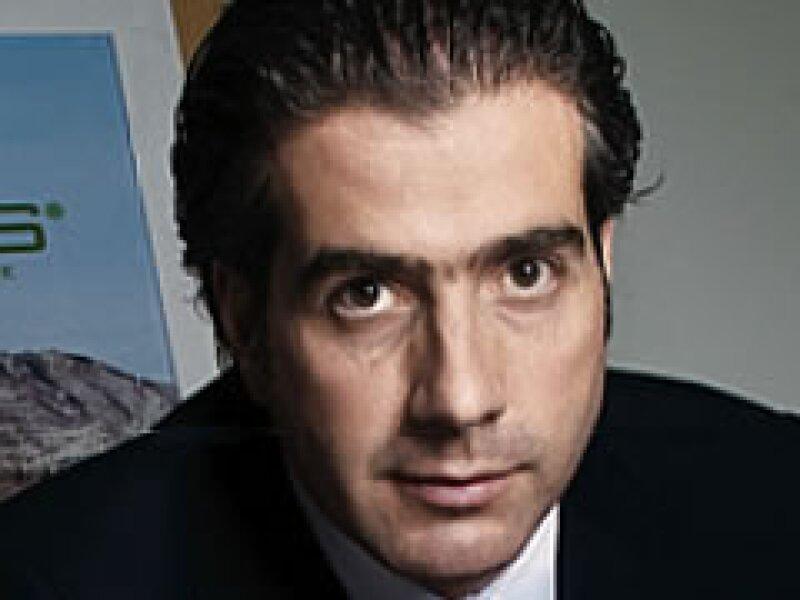 En 2005, Alejandro González decidió apostar por los combustibles alternos. Antes trabajó para Grupo Gondi. (Foto: Ramón Sánchez Belmont)