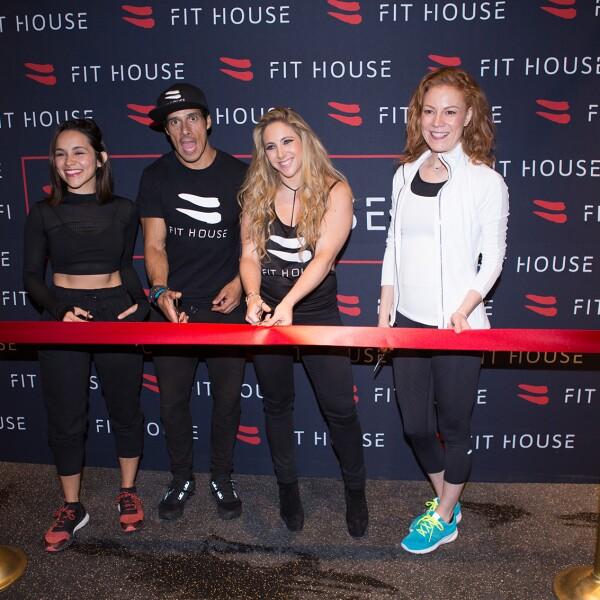 Inauguración Fit House