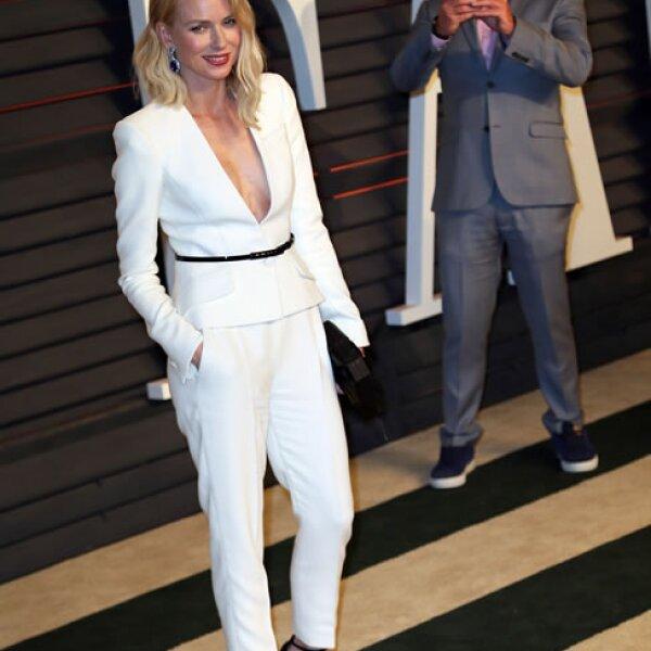 Naomi Watts y Ben Watts