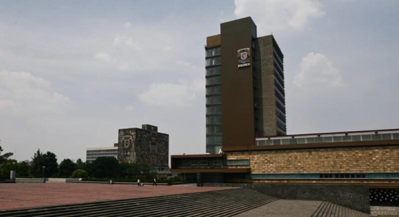 UNAM Ciudad Universitaria Rectoría