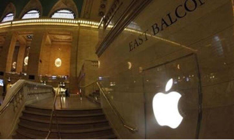 Se espera que los papeles de Apple conduzcan a un alza en el Nasdaq tras el lanzamiento del dispositivo. (Foto: Reuters)