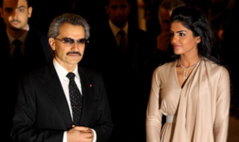 El príncipe posee 35 millones de acciones de la red social (Foto: Getty Images/Archivo )