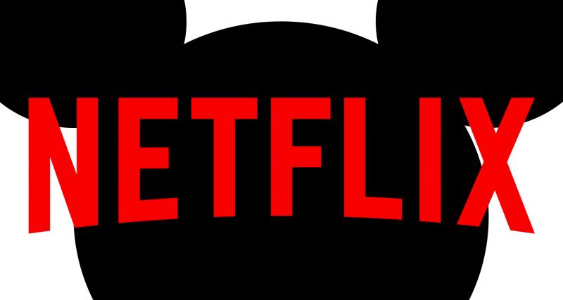 Netflix X DIsney