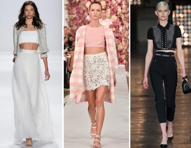 La semana de la moda llegó a su fin y con ella decenas de increíbles creaciones y nuevas reglas para la próxima primavera. Aquí cinco tendencias recién salidas de las pasarelas.