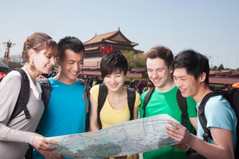 47 mil turistas provenientes de China arribaron a México en 2012, con un crecimiento anual de más del 20%. (Foto: Getty Images)