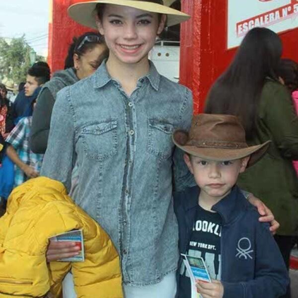 Julia Alejandra Padilla y Leonardo García