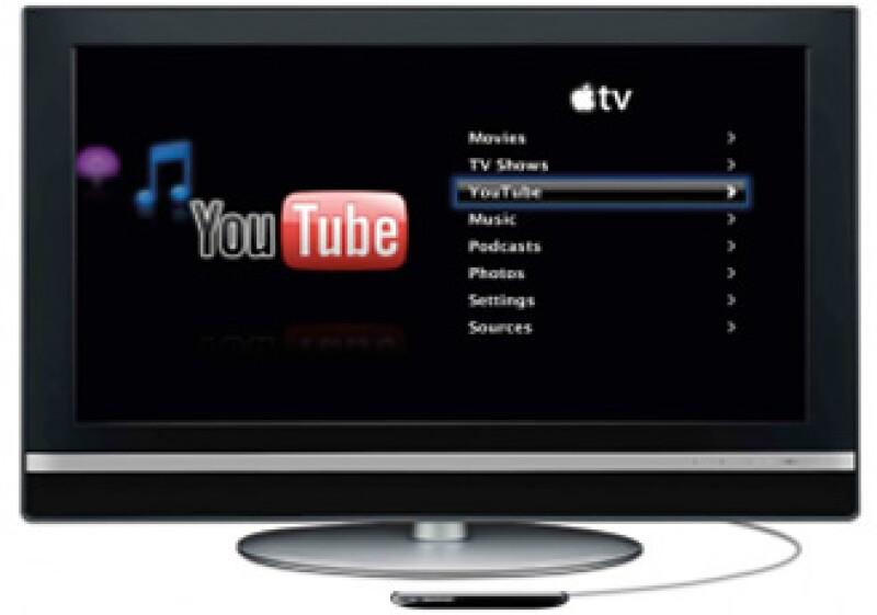 Apple TV parece no haber tenido gran aceptación por parte de los usuarios. (Foto: Cortesía Fortune)