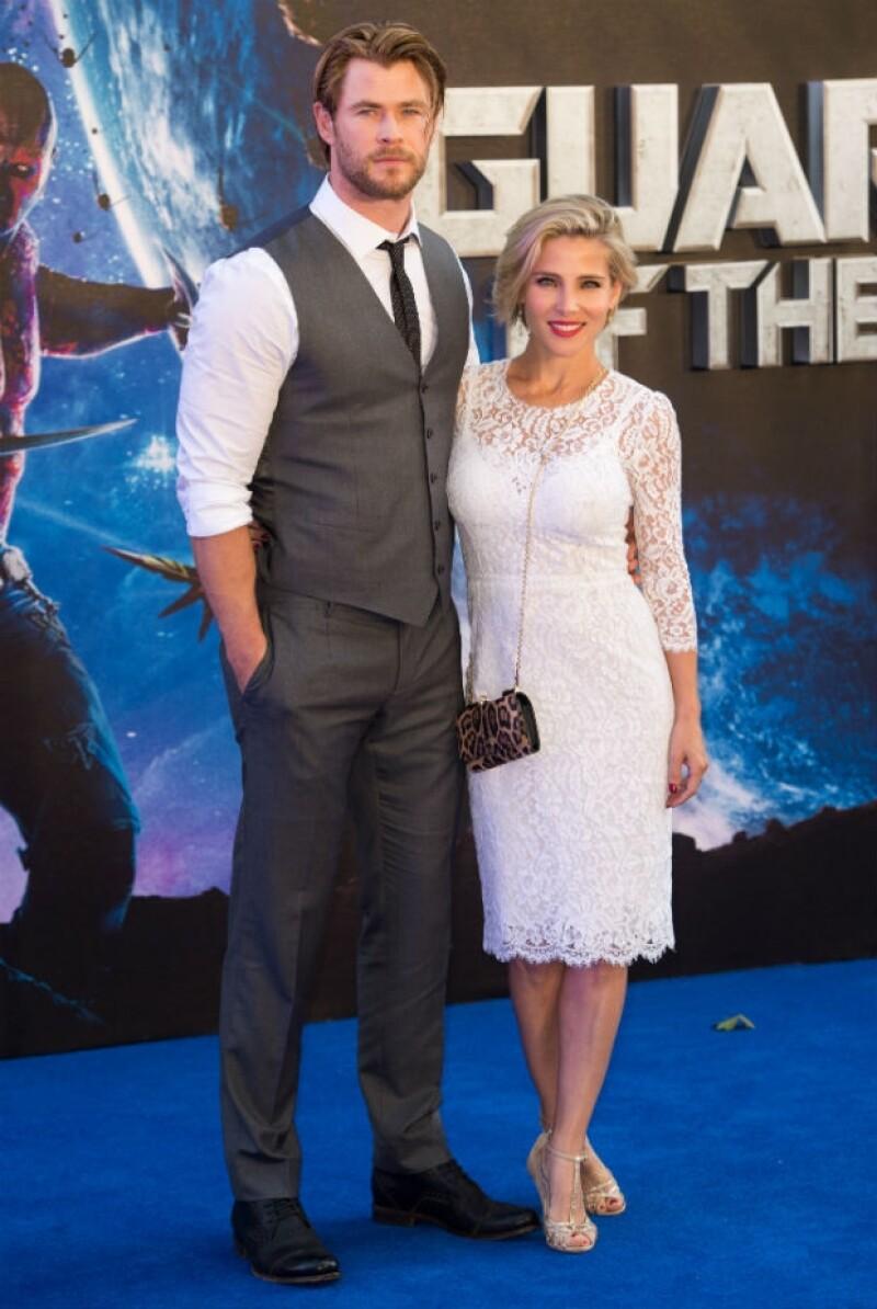 """El actor australiano se impuso con toda la fuerza de """"Thor"""" con el título que cada año otorga la revista People a los galanes que destacan por su atractivo y popularidad."""