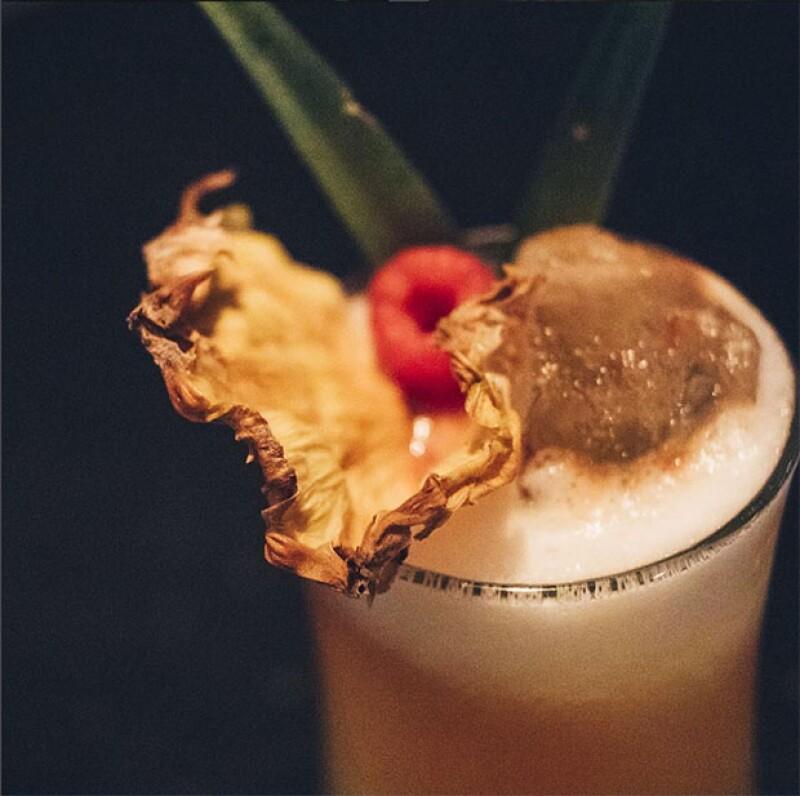 Coconut Sling: Una de las bebidas favoritas