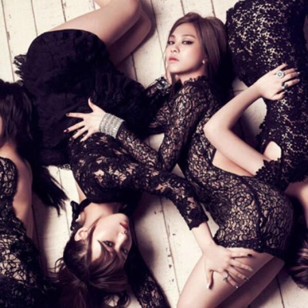 Este sexy cuarteto de K-Pop se llama Miss A, tiene a dos chicas coreanas y dos chinas y han causado revuelo con los sexys videos de sus temas Hush y Bad Girl, Good Girl.