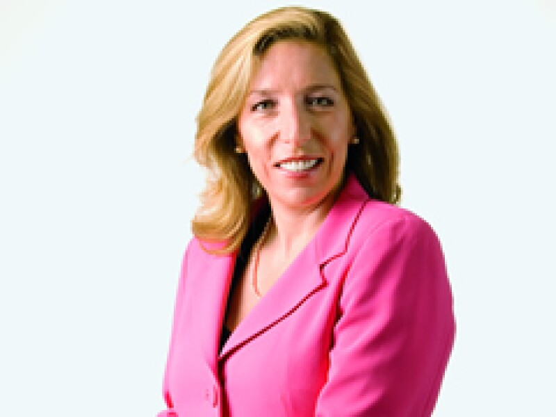 La presidenta y directora general de Scotiabank. (Foto: Expansión)