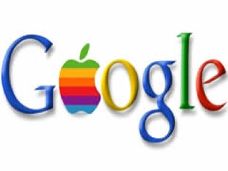 Las compañías de software y hardware, Google y Apple han unido propuestas para desbancar a su rival Microsoft. (Foto: CNNMoney.com)