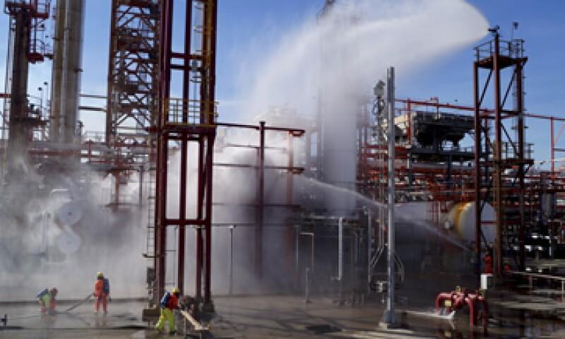 La refinería de Ciudad Madero tiene una capacidad de producción de 190,000 barriles por día.   (Foto: Cuartoscuro)