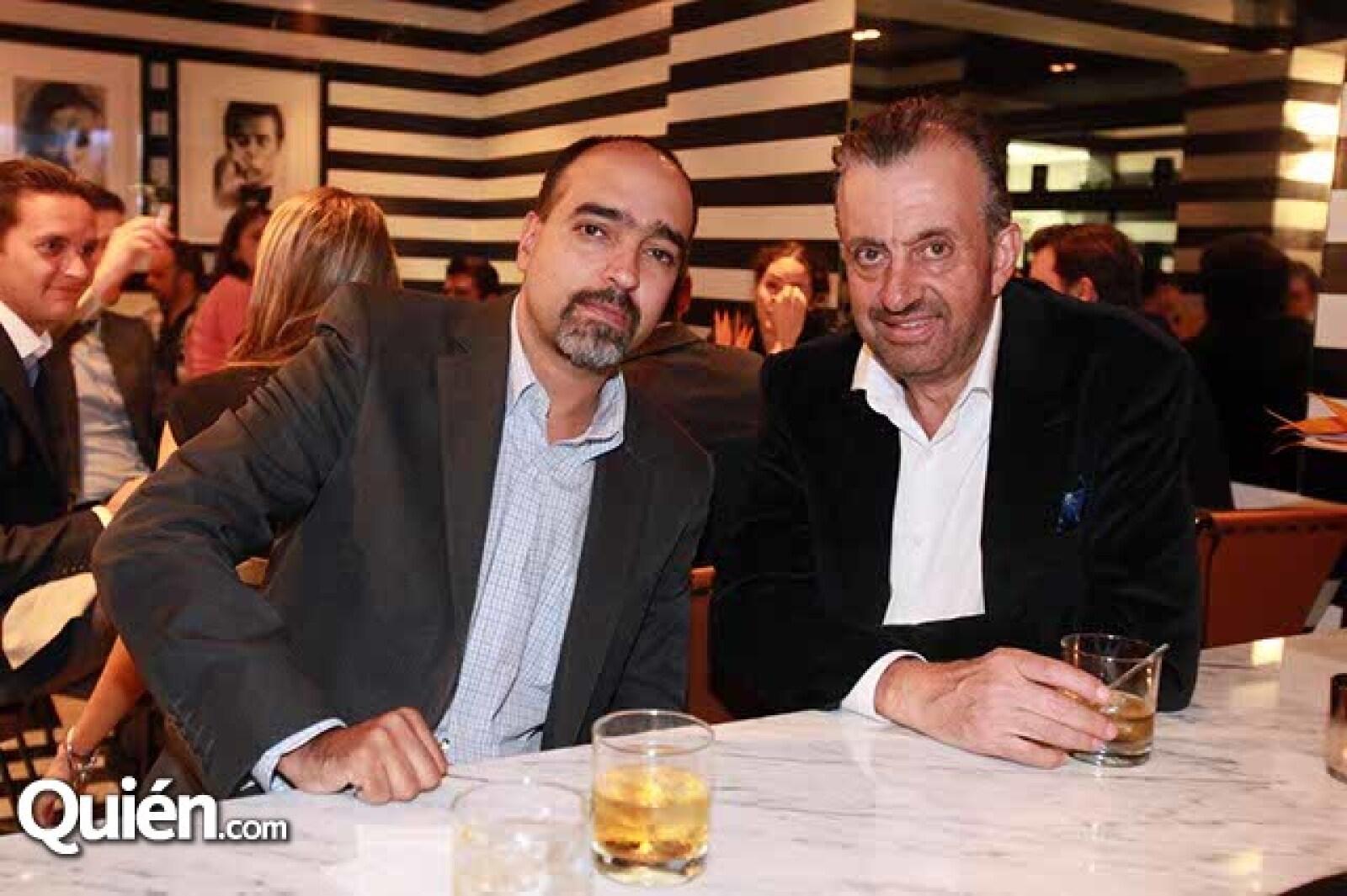 Héctor y Antonio Hakim