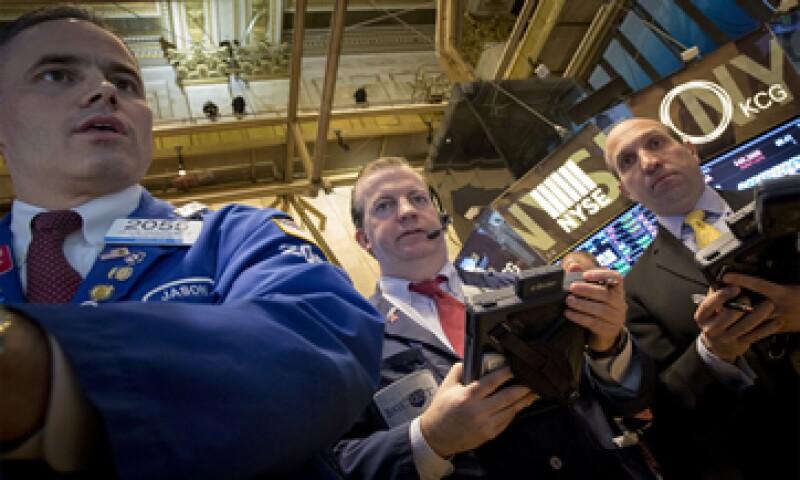 El Dow Jones ganó 0.11%. (Foto: Reuters )
