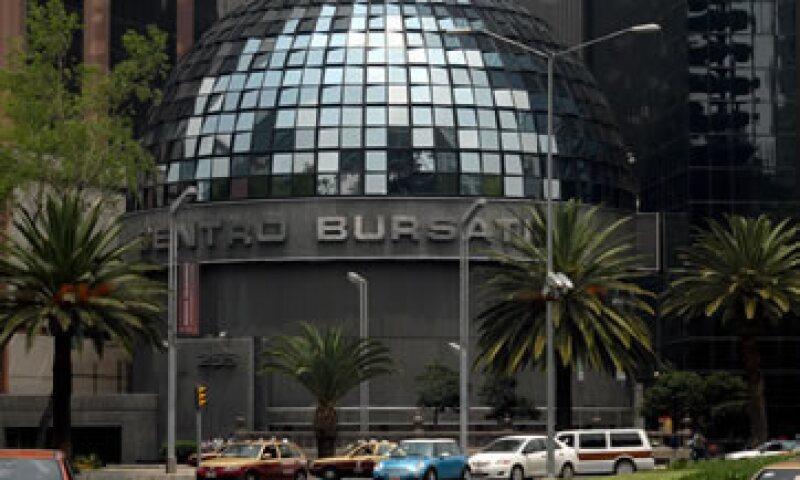 La Bolsa Mexicana de Valores cerrará a las 12:00 horas este lunes. (Foto: Notimex)