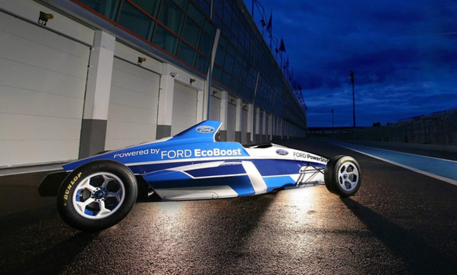 Con este nuevo auto de carreras, Fórmula Ford da un paso adelante en el serial de competencias, donde la marca del óvalo azul participa desde hace 44 años.