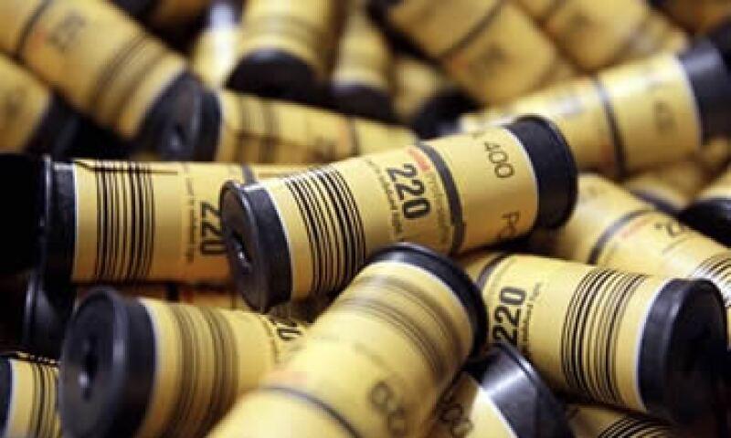 Aunque sus títulos subieron, los seguros contra la quiebra de Kodak subieron a niveles considerados de crisis. (Foto: AP)