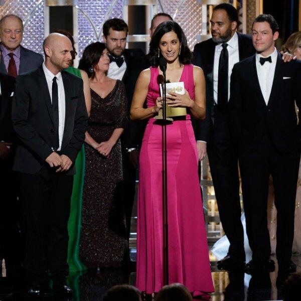 The Affair ganó con Mejor serie de television.