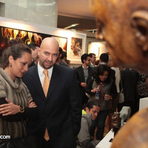 Cecilia Ramos,Miguel Contreras