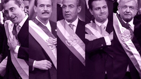 Expresidente y presidentes