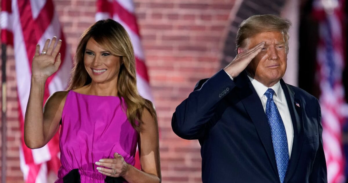 You can now rent Melania and Donald Trump for your events