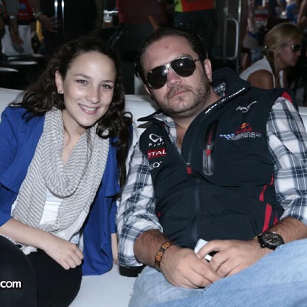 Andrea García,Gabriel Rojas