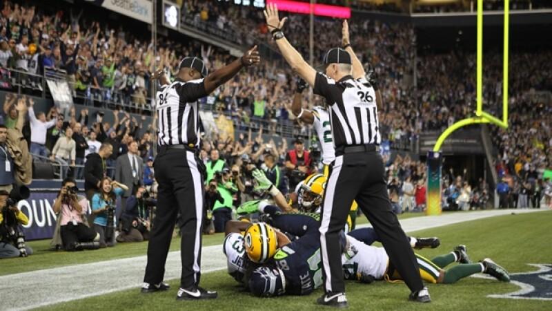 NFL seattle green bay fecha 3