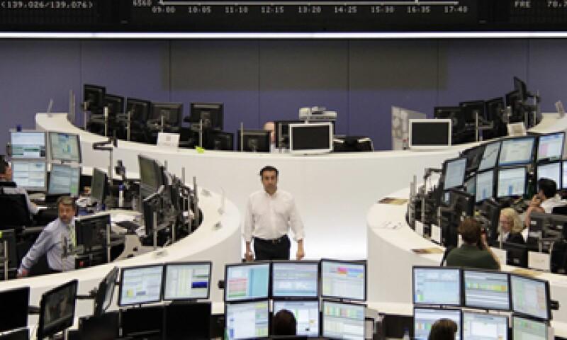 Santander y BBVA tuvieron alzas por encima de las de su sector en Europa.  (Foto: Reuters)
