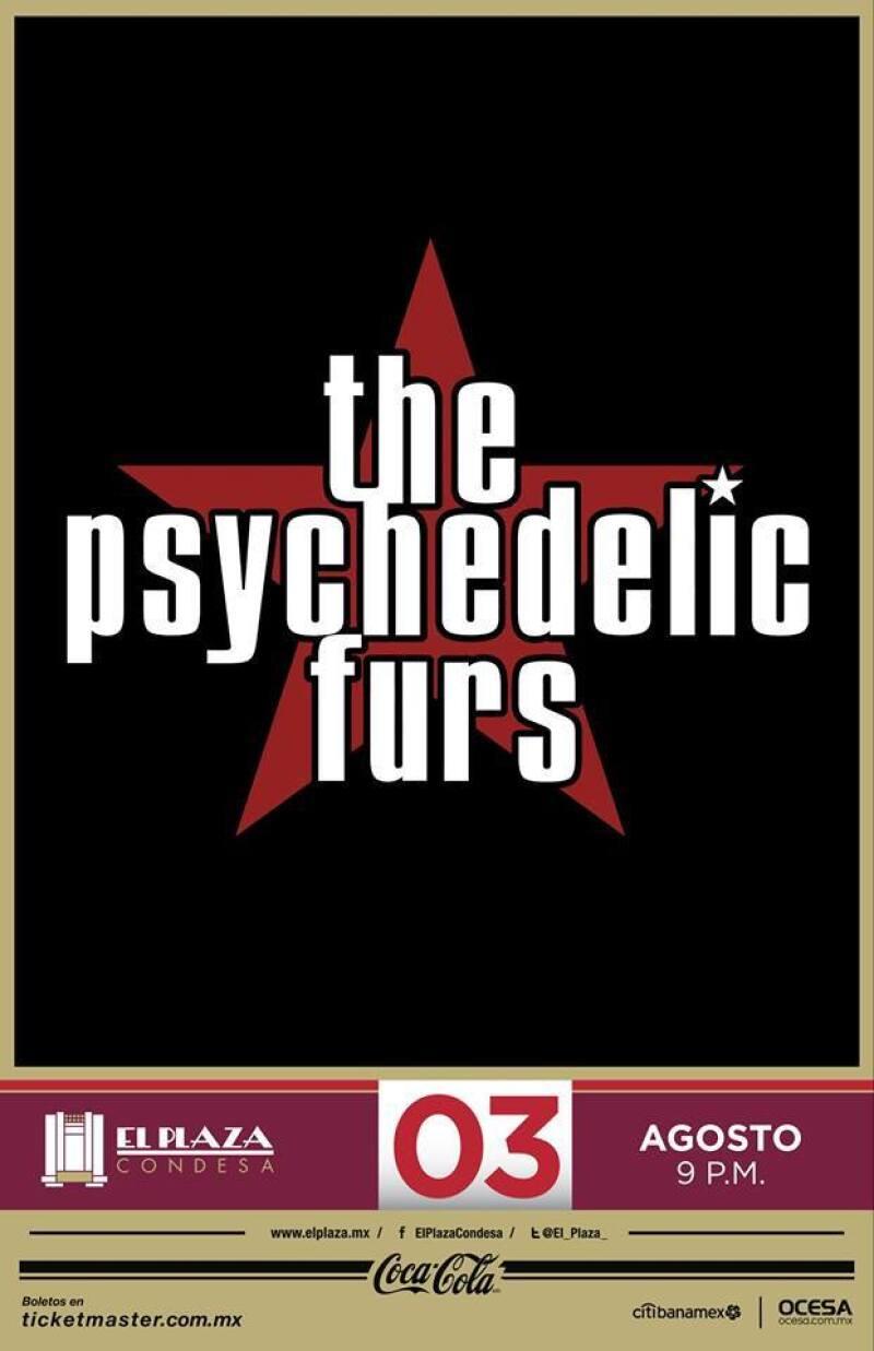 The Psychedelic Furs en México