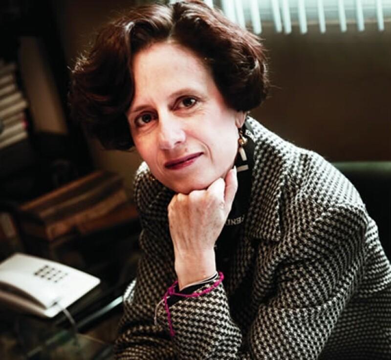 Denise Dresser fue una de las periodistas y escritoras que se opuso rotundamente al despido de Carmen Aristegui.