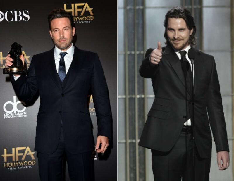 Ben interpretará a Batman el próximo año y Christian ya le dio sus mejores consejos para el papel.