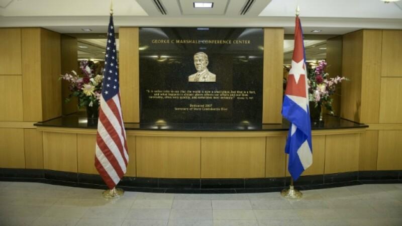 estados unidos cuba dialogos