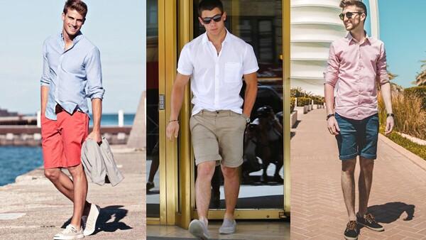 ¿Cómo combinar correctamente tus pantalones cortos?