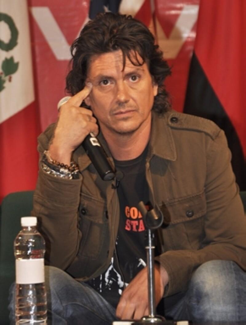 El cantante mexicano será el encargado de musicalizar este clip que forma parte de la campaña en favor de los Defensores de Derechos Humanos.