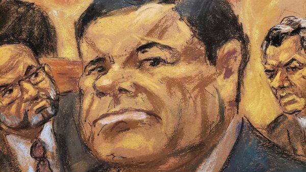 Joaquín Guzmán Loera 'El Chapo'