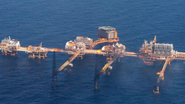 plataformas petroleras de Pemex