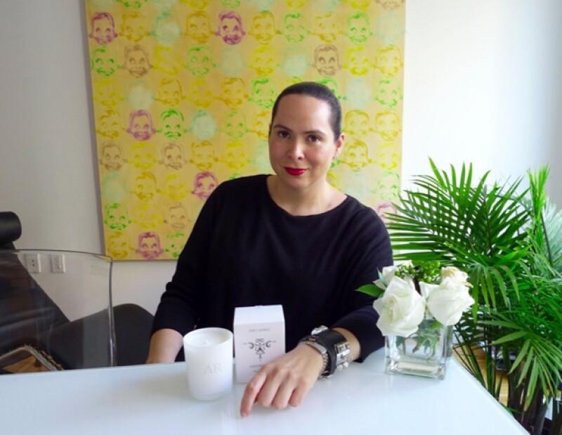 Alexa es reconocida por sus colecciones de velas de lujo.