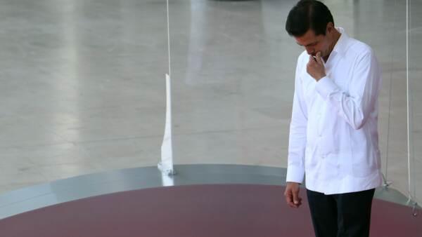Presidente EPN y Ayotzinapa