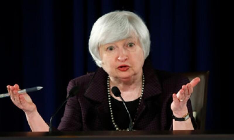 La Fed espera no elevar sus tasas de interés antes de abril. (Foto: Reuters )