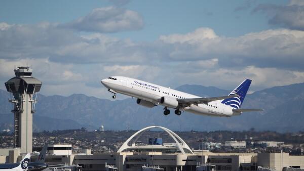 Copa Airlines Boeing 737-86N