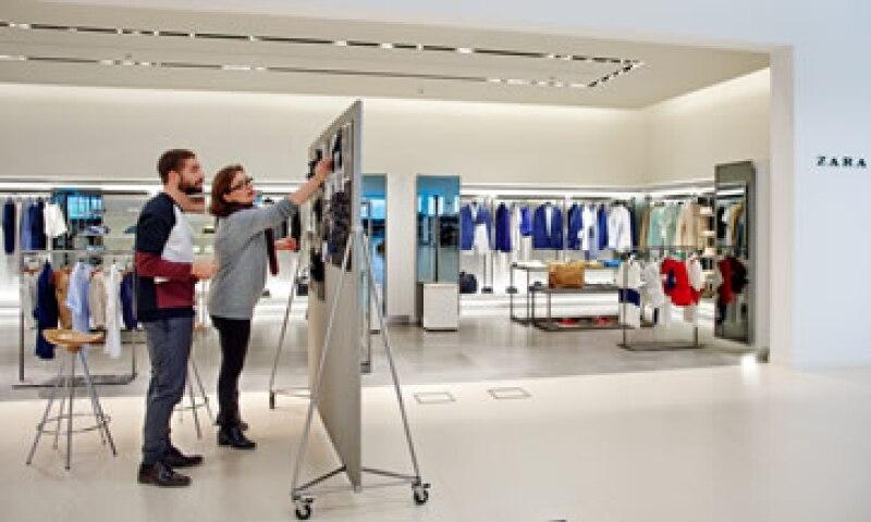 Zara opera 24 tiendas online en el mundo, sin incluir la de México.  (Foto: Cortesía Zara)