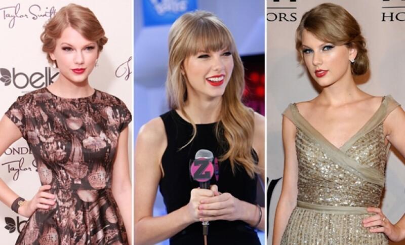 La cantante estadounidense siente pasión por los labios rojos, por lo que antes de subirse al escenario no duda en aplicarse el atrevido color. Ahora explicó por qué es que es fanática de este tono.