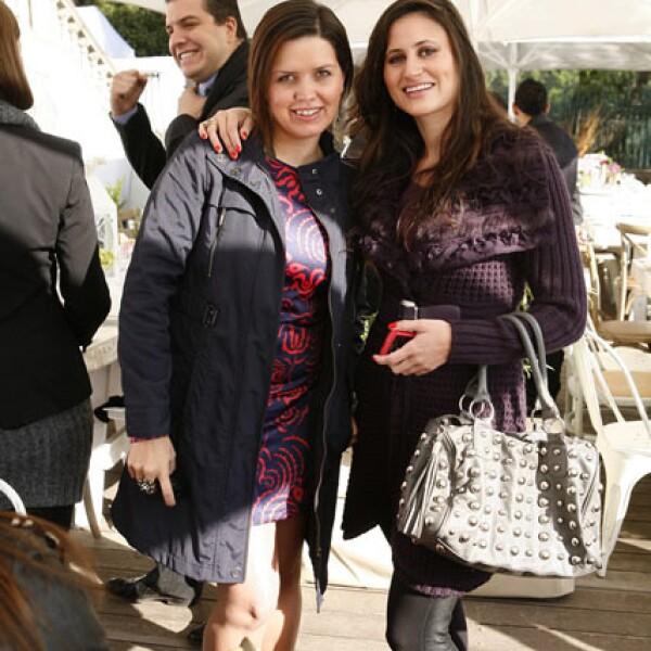 Jimena Sainz,Sandra Morales