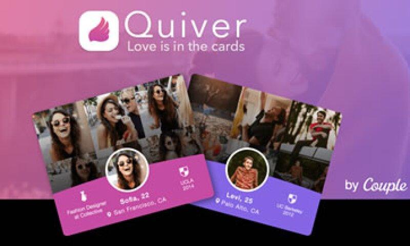 Los usuarios revisan perfiles de los posibles candidatos para formar parejas. (Foto: Couple.me)