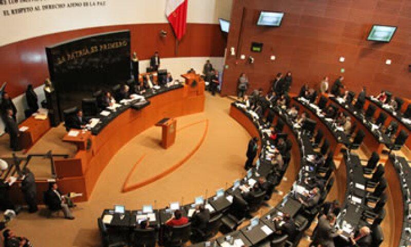 El Senado de la República aseguró que Flavio César Ruiz Alarcón cumple con los requisitos para ser ratificado como consejero de Pemex.   (Foto: Notimex)