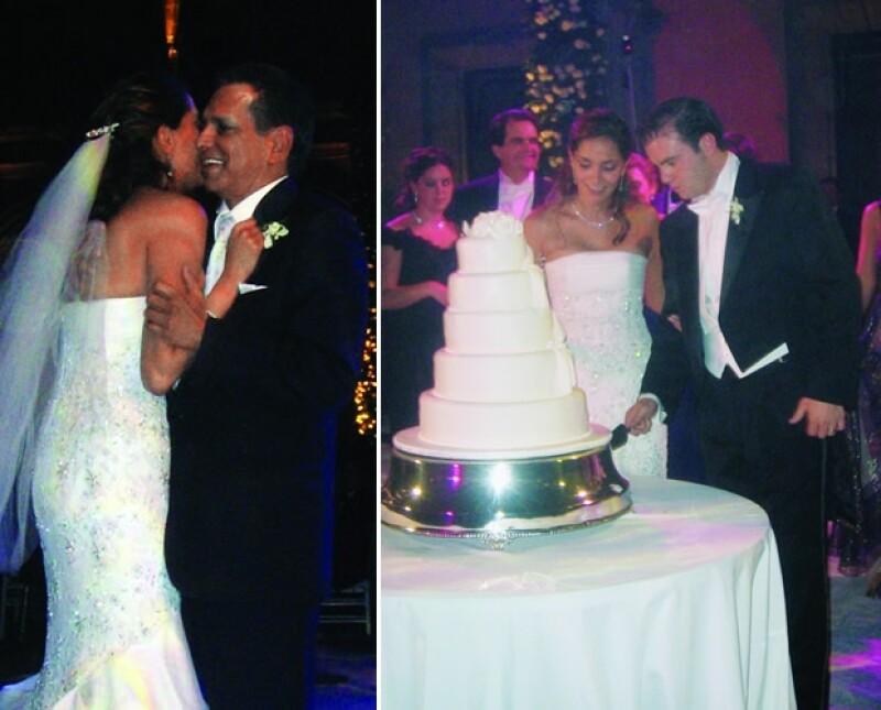 Juan Armando Hinojosa se casó en 2007 con Rosa Herrera, hija del exgobernador de Veracruz, Fidel Herrera.