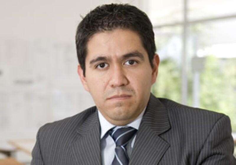 Mtro. Carlos Enrique Razo Ruiz* (Foto: Gunther Sahagún)