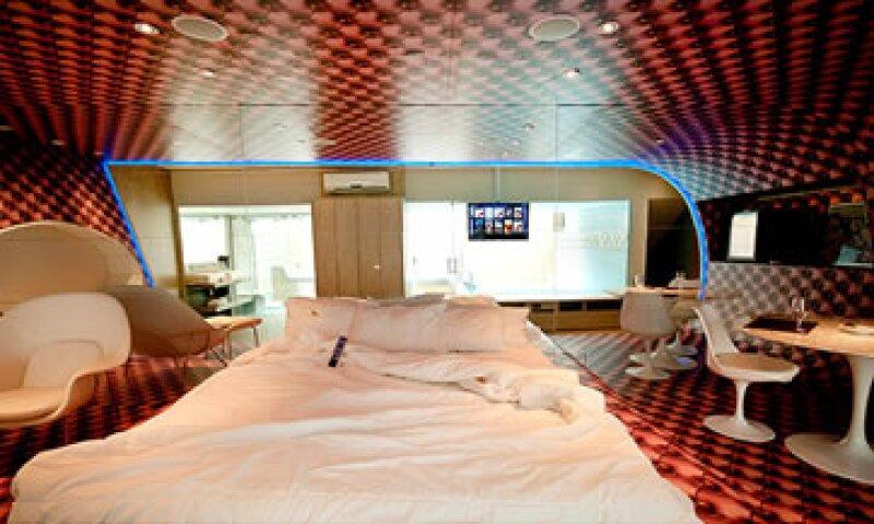 Los moteles no necesariamente son burdeles, pues hay sitios de alta gama con servicios de primera clase. (Foto: Cortesía de CNNMoney/Lush Motel)