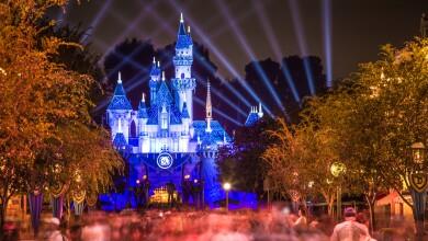 castillo Cenicienta en Magic Kingdom